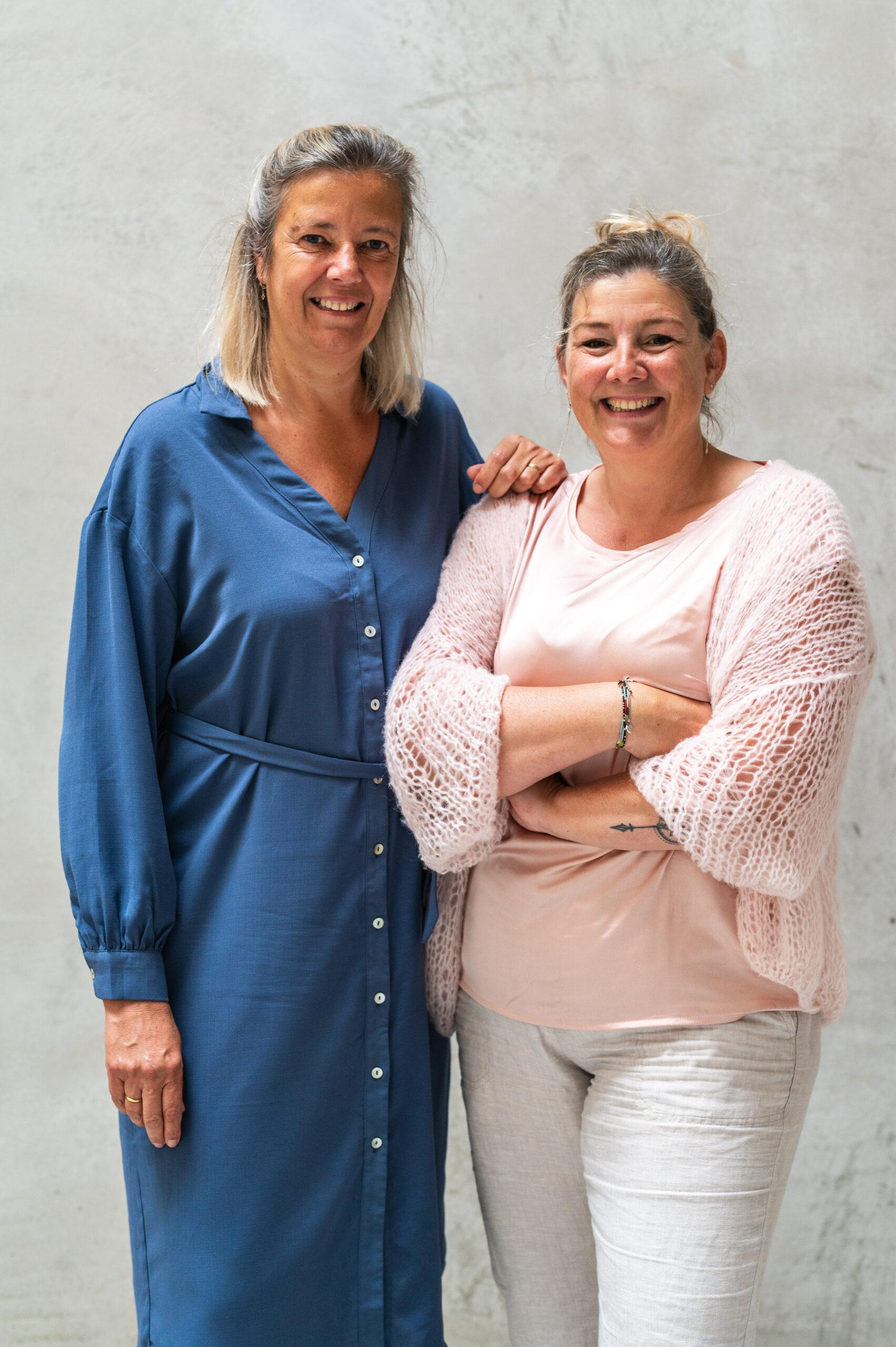 Annemie V. & Annemie B. Vroedvrouwen GYNEE